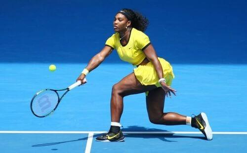 Serena Williams, la prima donna tra gli atleti più pagati al mondo