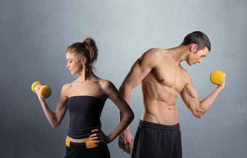 Rimettersi in forma: è facile o difficile?