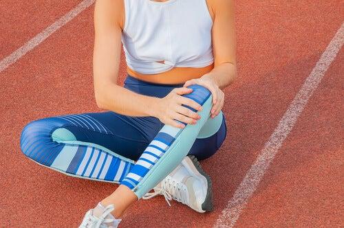 È normale sentire dolore quando si fa sport?