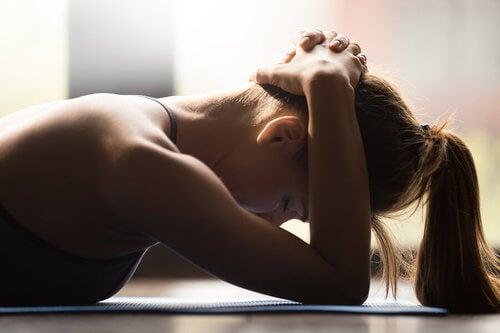 Esercizi per rinvigorire il collo