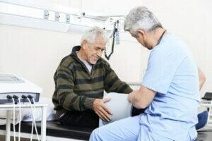Magnetoterapia dal fisioterapeuta
