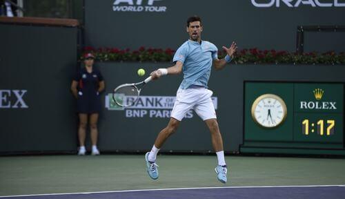 Novak Djokovic quarantena