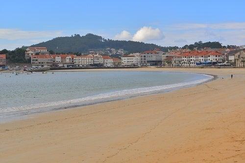 Playa America Galizia