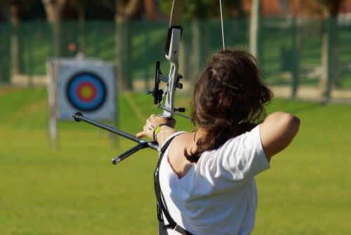 Il tiro con l'arco, uno sport affascinante