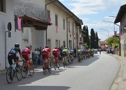 Il Giro d'Italia, una delle grandi corse del ciclismo