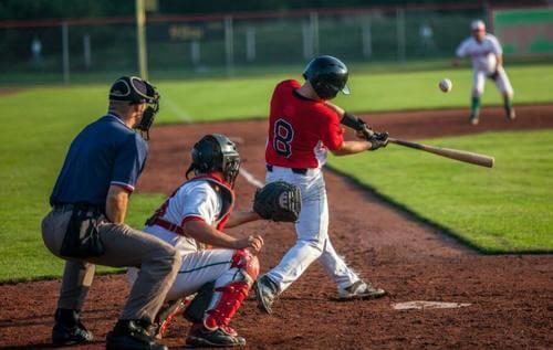 Regole del baseball: giocatore in battuta