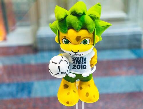 Zakumi la mascotte dei Mondiali