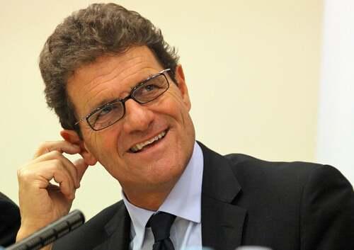 Fabio Capello, uno degli allenatori italiani di maggior successo