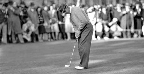 Sam Snead è un altro dei migliori giocatori di golf della storia.