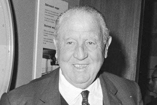 Biografia di Santiago Bernabéu, presidente del Real Madrid