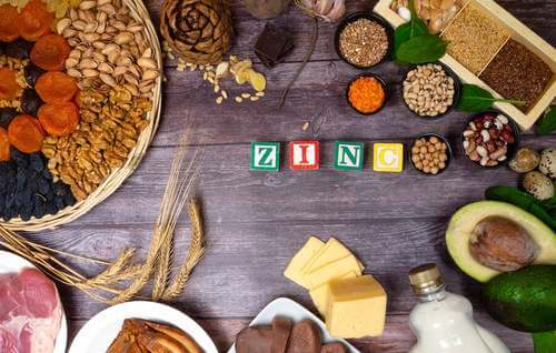 Un deficit di zinco influisce sulla performance sportiva?