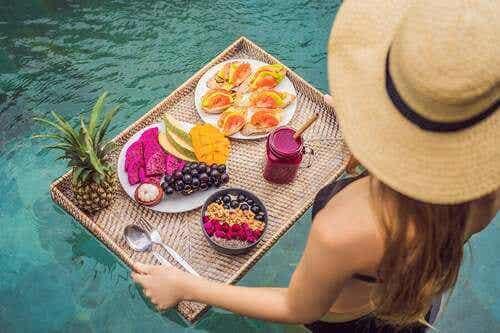 Qual è la frutta migliore da mangiare in estate?