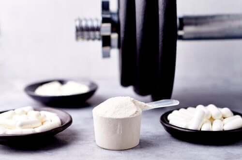 La proteina del siero di latte per gli atleti