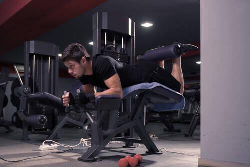 Esercizi per allenare i muscoli ischiocrurali