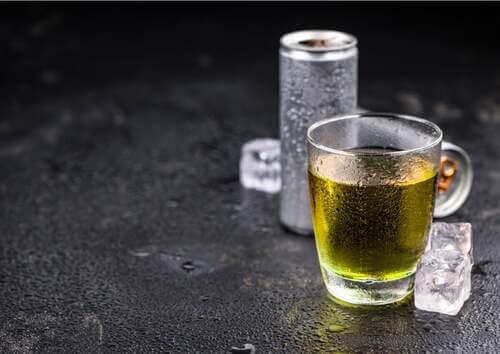 Bevanda energizzante.