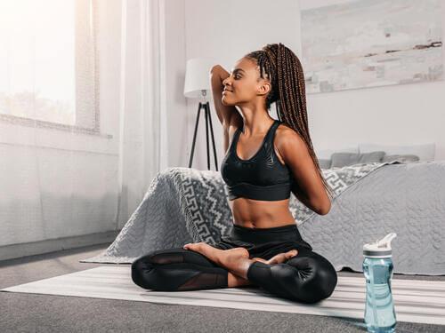 4 esercizi per aumentare la flessibilità da fare anche a casa