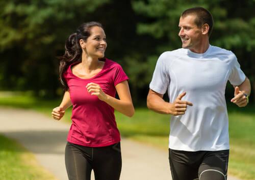 5 importantissimi vantaggi di correre in coppia