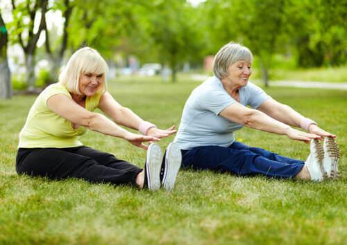 Effetti dell'invecchiamento sulla condizione fisica degli anziani