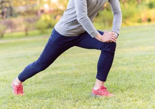 Come prendersi cura delle ginocchia durante lo sport