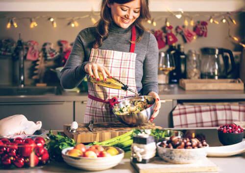 Mangiare in modo sano a Natale: ecco come.