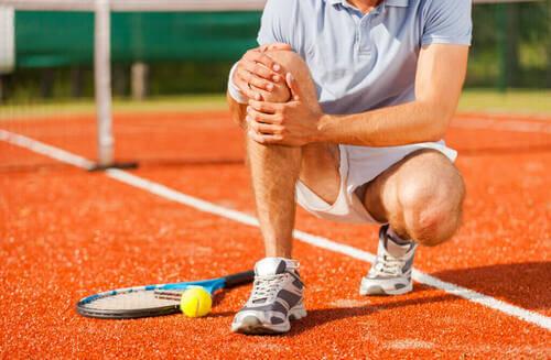 I principali infortuni sportivi al ginocchio