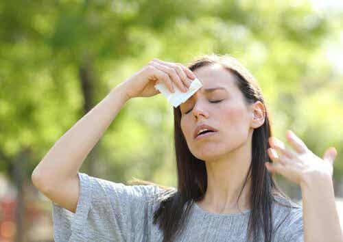 3 sintomi dell'ansia