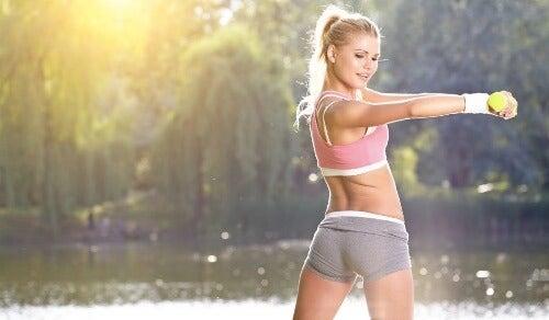 運動をより効果的に行うためのヒントとテクニック