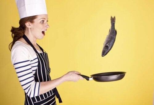 魚を使ったディナーのレシピ