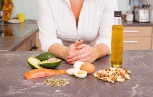 オメガ3脂肪酸をたくさん含む美味しいレシピ3選!