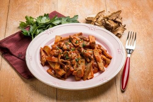 タンパク質を豊富に含む煮込みレシピ3種