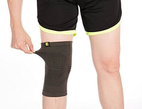 膝を保護する効果が高い膝サポーター6選 スリーブタイプ