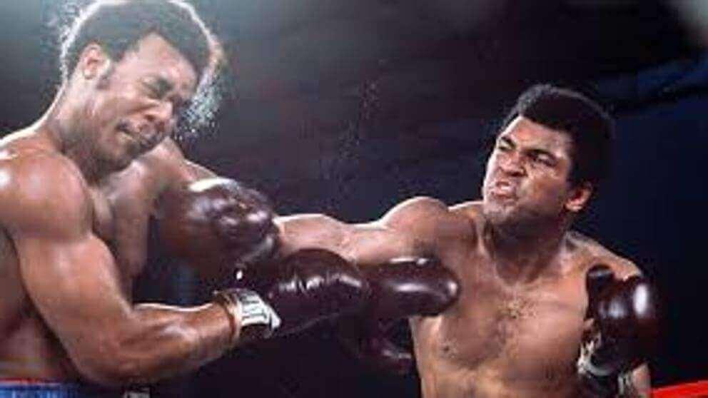 史上最高のボクシング試合:アリVSフォアマン 世紀の試合