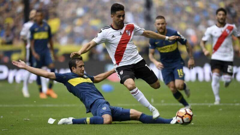 サッカー界最大のライバルたち アルゼンチンのライバル