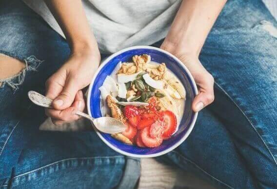 体重を減らすのにベストな食事とは?