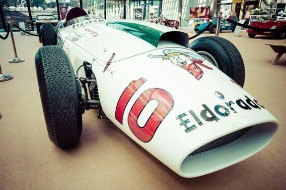 スターリング・モス:世界チャンピオンにならなかった偉大なドライバー