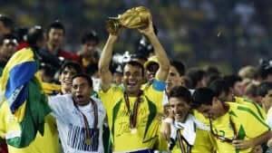 世界チャンピオンに5回輝いたサッカーブラジル代表チーム 優勝したチーム