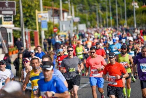 世界最高峰のマラソン大会を知っていますか?