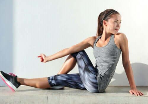 臀部の痛みに役立つおすすめストレッチ