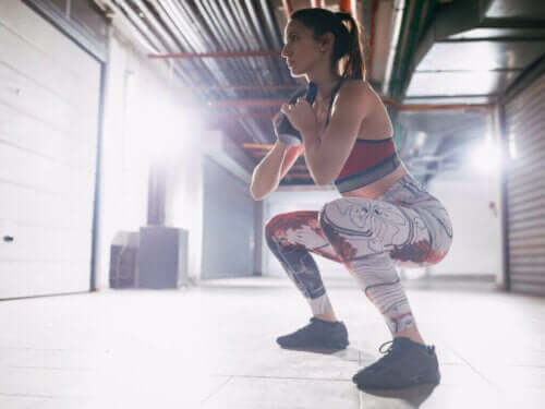 ゴブレットスクワットで使用する筋肉とは?