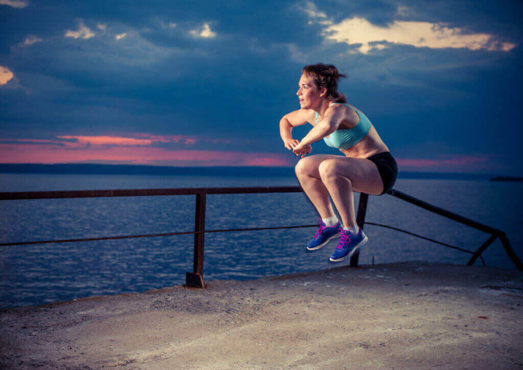 プライオメトリクストレーニングの5つの利点