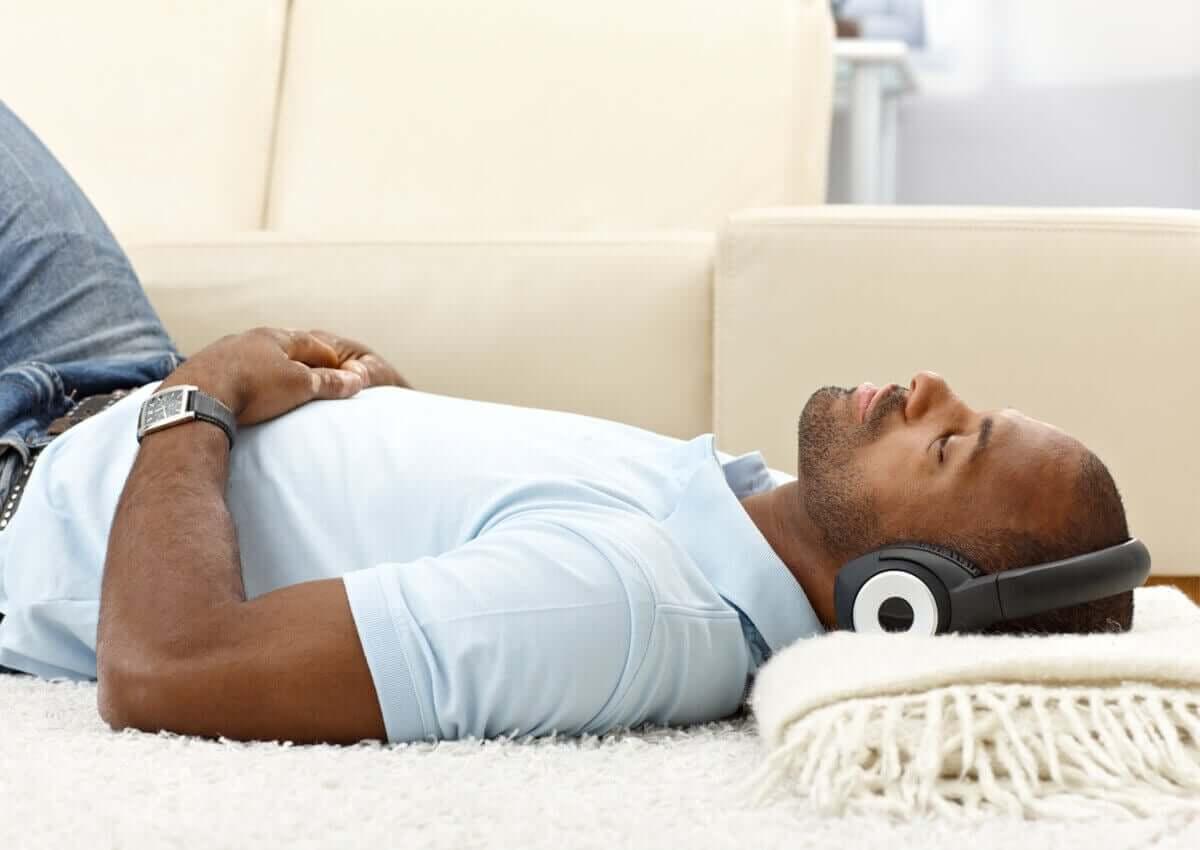 音楽に癒しを求める人 挫折を克服する方法