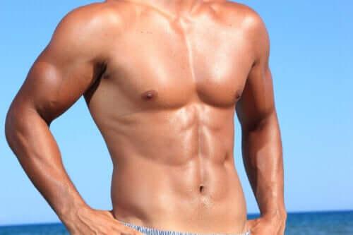 コアを鍛えよう!体幹に効果的なエクササイズ6選 シックスパック