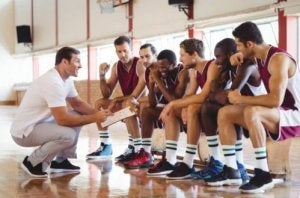 농구의 1-3-1 대형 밀착 수비 전술이란 무엇일까?