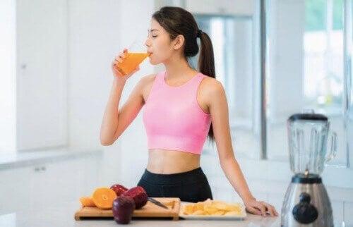 균형 잡힌 식단에 꼭 포함되어야 할 영양소