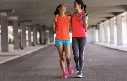 달리기 후에 저지를 수 있는 5가지 실수