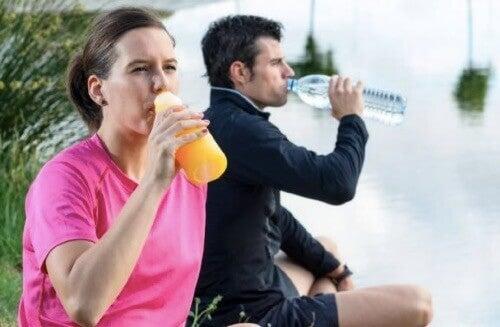 운동 후 영양 섭취에 관해 우리가 알아야 할 사실들
