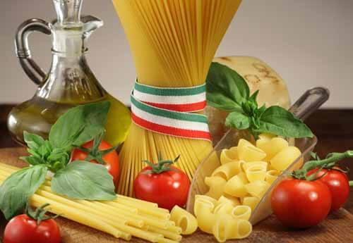 맛있고 건강한 이탈리아 음식 레시피