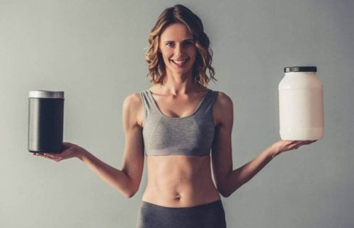 근육량을 늘리는 데 도움이 되는 5가지 보충제