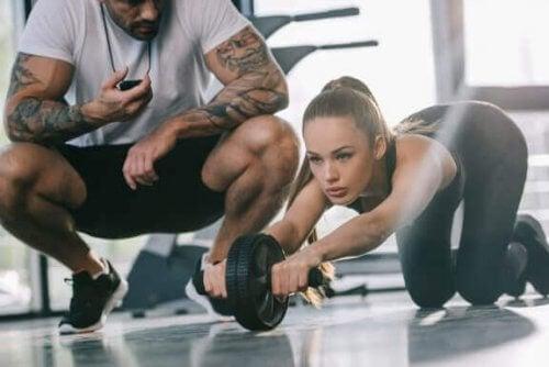 운동 심리학자 및 트레이너의 중요성