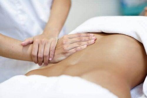 허혈성 압박 기법의 효과 알아보기